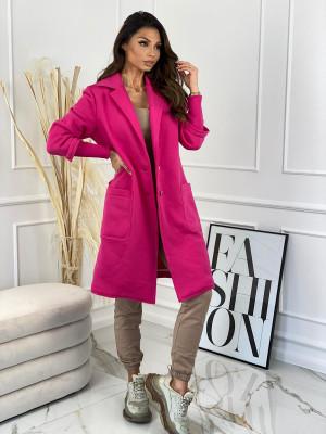 Kabát Forest pink