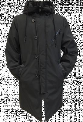 Čierna bunda Lee
