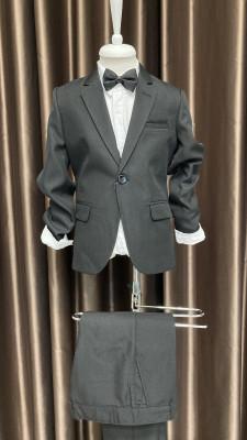 Detský čierny oblek Frodo 3483