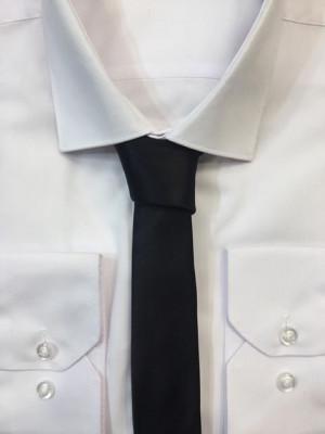 Čierna kravata 62