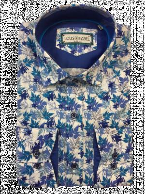 Pánska vzorovaná košeľa Wick
