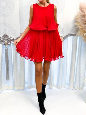 Šaty NINA červené
