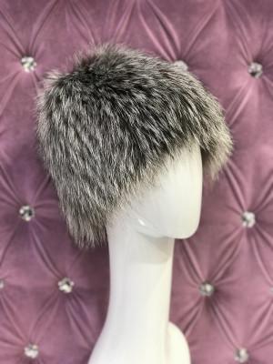 Dámska čiapka Rena sivo-hnedá