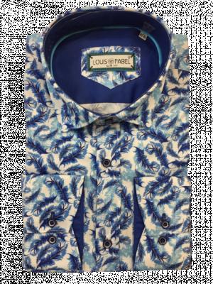 Pánska vzorovaná košeľa Wales