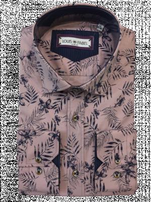 Pánska vzorovaná košeľa Kamil