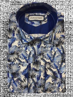 Pánska vzorovaná košeľa Paler