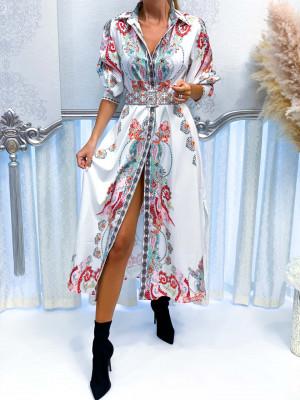 Šaty SEVILA biele