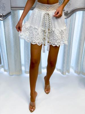 Sukňa JOLO biela