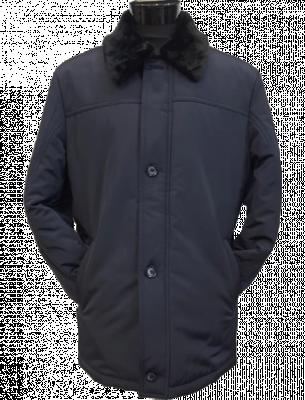 Modrá bunda Mark