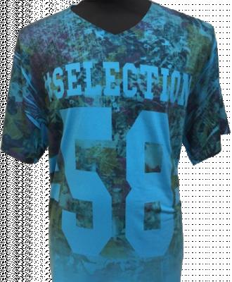 Modré tričko Marcostar