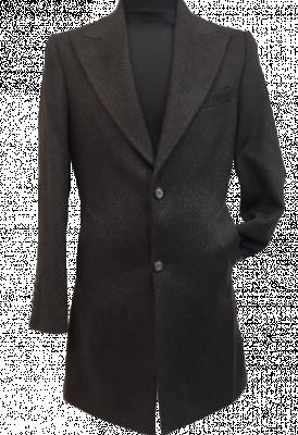 Hnedý kabát Franco