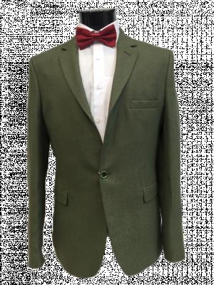 Zelené sako Nicolas